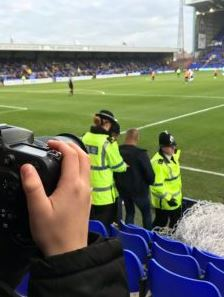 hi-impact runs first of a kind media course for junior TRFC supporters!