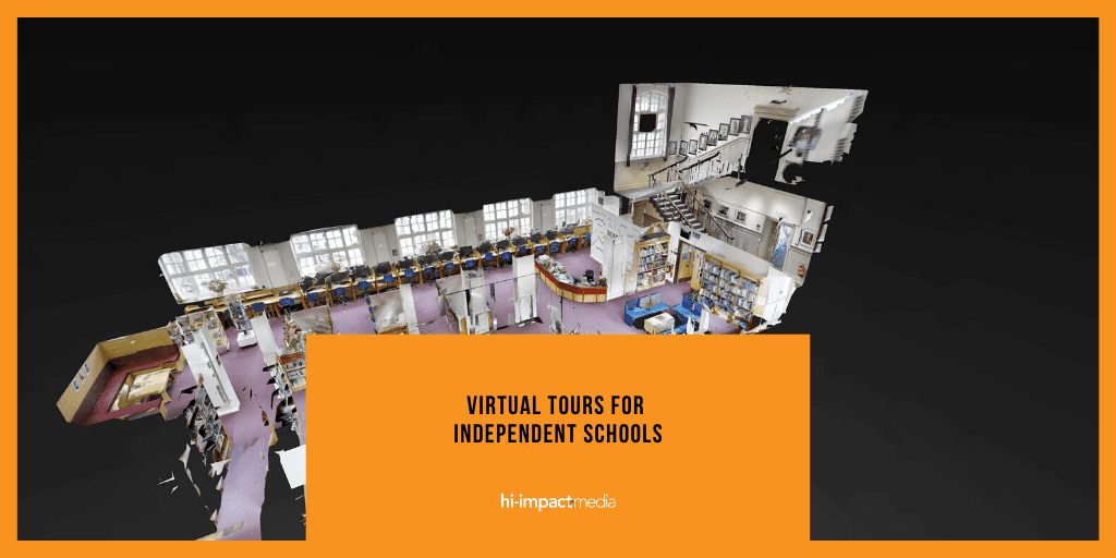 Virtual Tours for Independent Schools