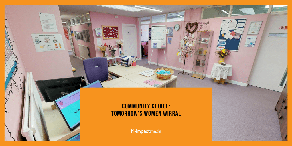 Community Choice – Tomorrow's Women