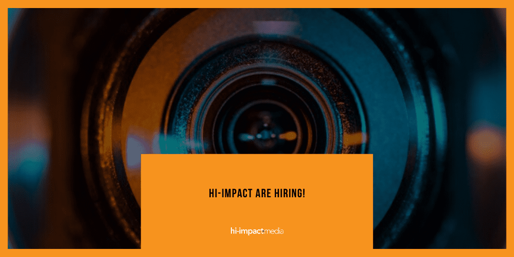 hi-impact are hiring!