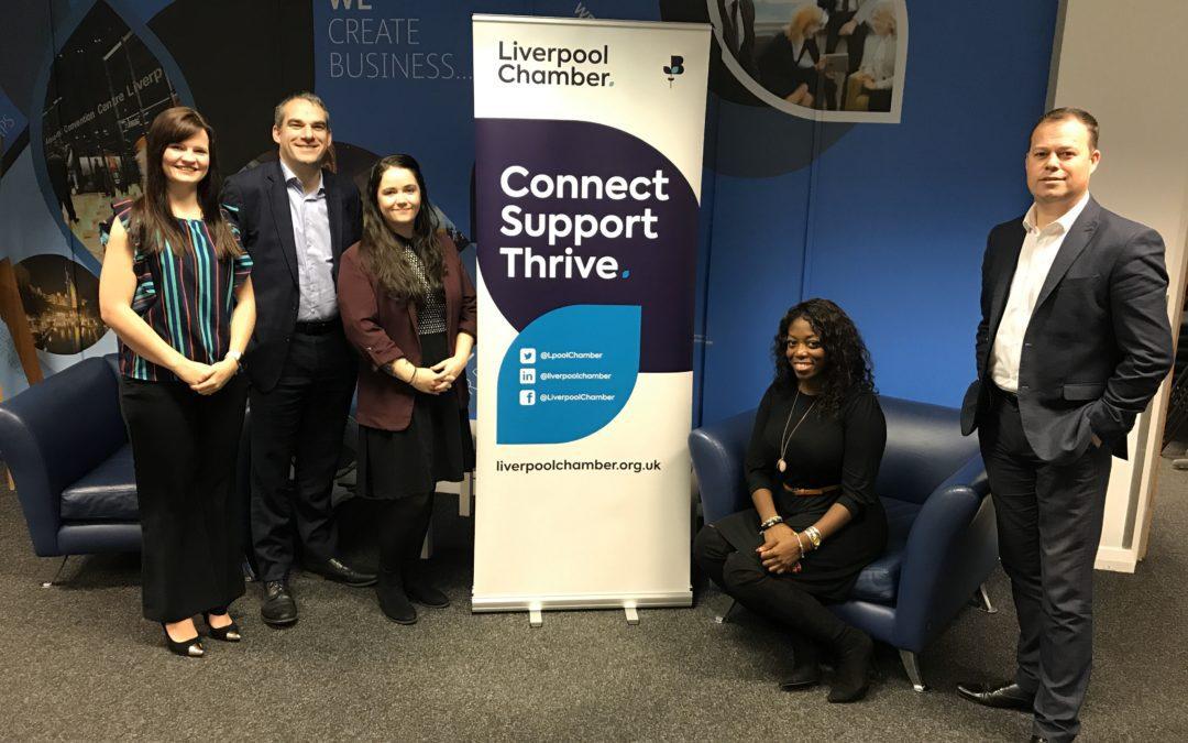 New Strategic Partner: Liverpool Chamber