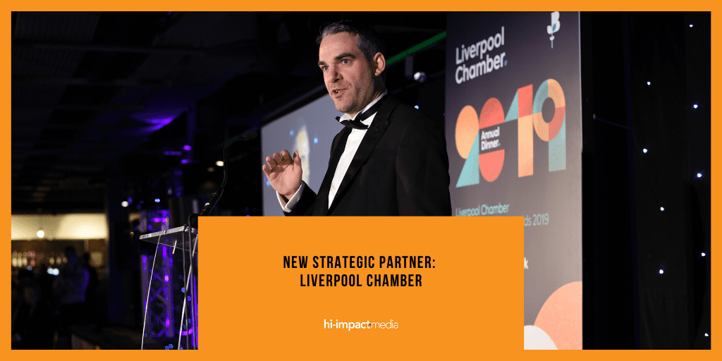 New Strategic Partner: Liverpool Chamber
