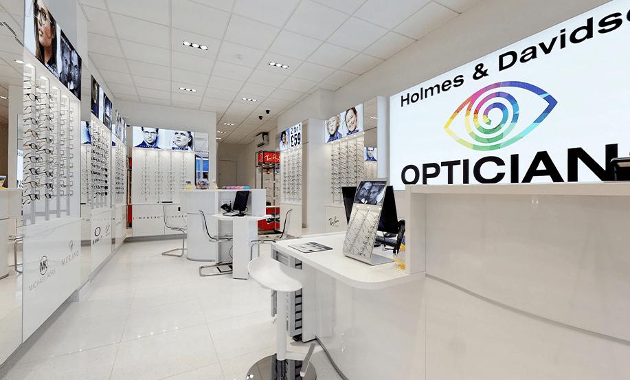 Holmes & Davidson Opticians