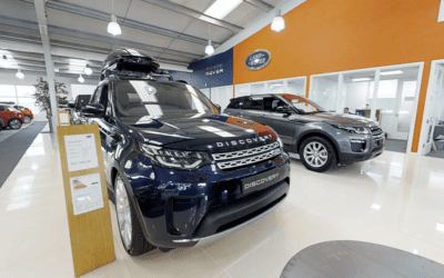 Channel Islands Jaguar Land Rover
