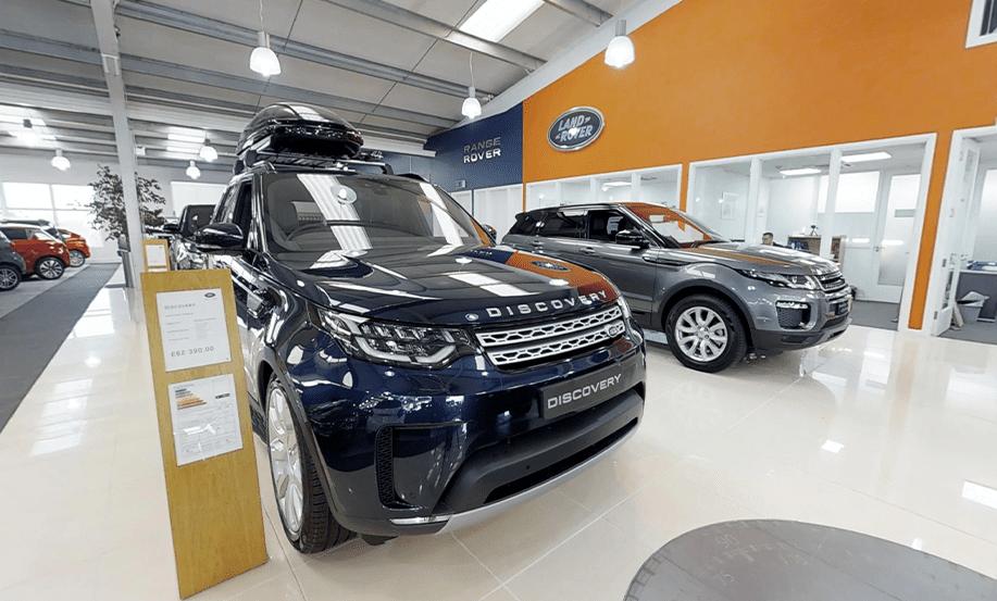 Channel Islands Jaguar Land Rover