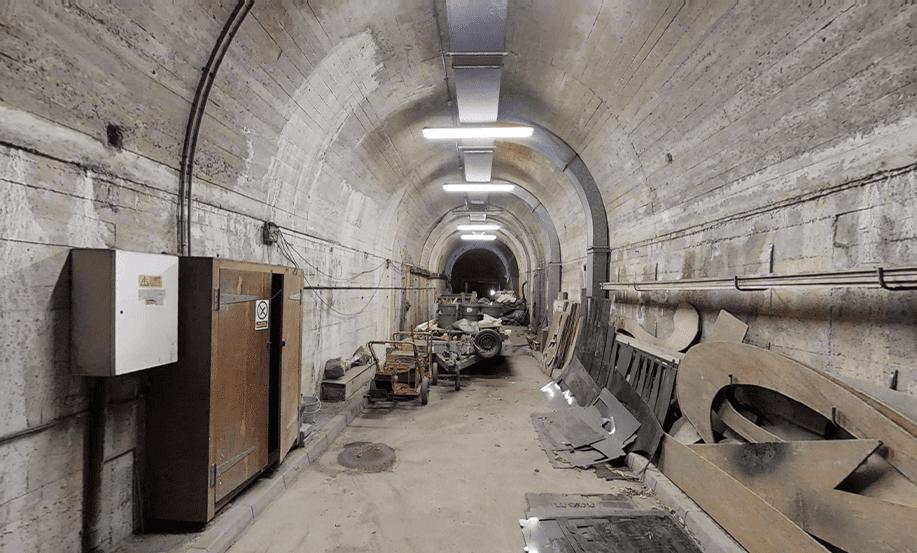 Jersey War Tours – Tunnel Ho19 & Ho20