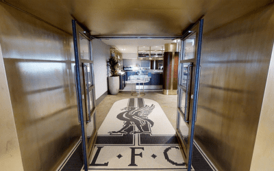 Liverpool FC – Executive Lounge