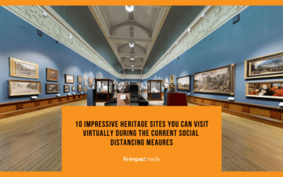 10 Impressive Heritage sites you can visit virtually during the current social distancing measures
