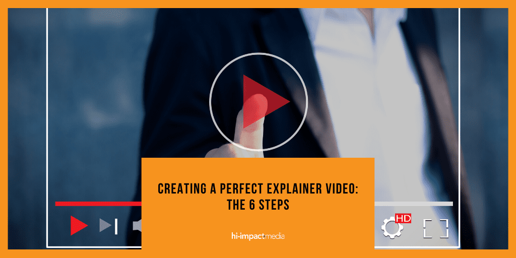 Creating a Perfect Explainer Video: The 6 Steps