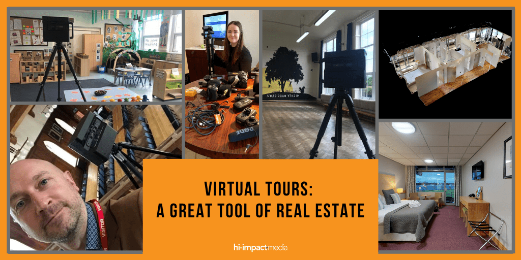 Virtual Tours: A Great Tool Of Real Estate